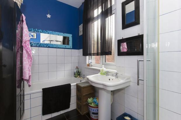 Bath/shower ro...