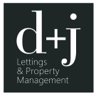 D&J Lettings, Sun Street logo