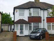 3 bed semi detached home for sale in Northway Road...