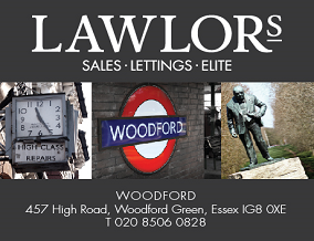 Get brand editions for Lawlors Property Services Ltd, Woodford Sales
