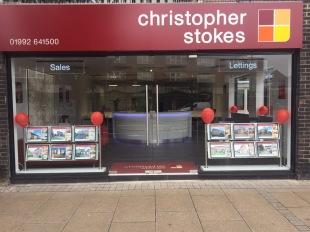 Christopher Stokes, Cheshuntbranch details