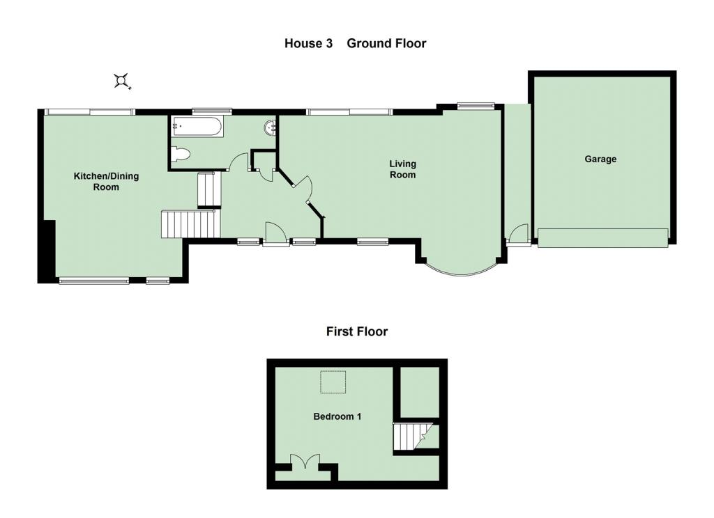 House 3 Floorplan
