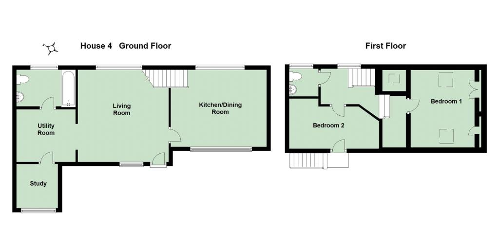 House 4 Floorplan