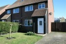 3 bed semi detached property to rent in Delfside, Sandwich, CT13