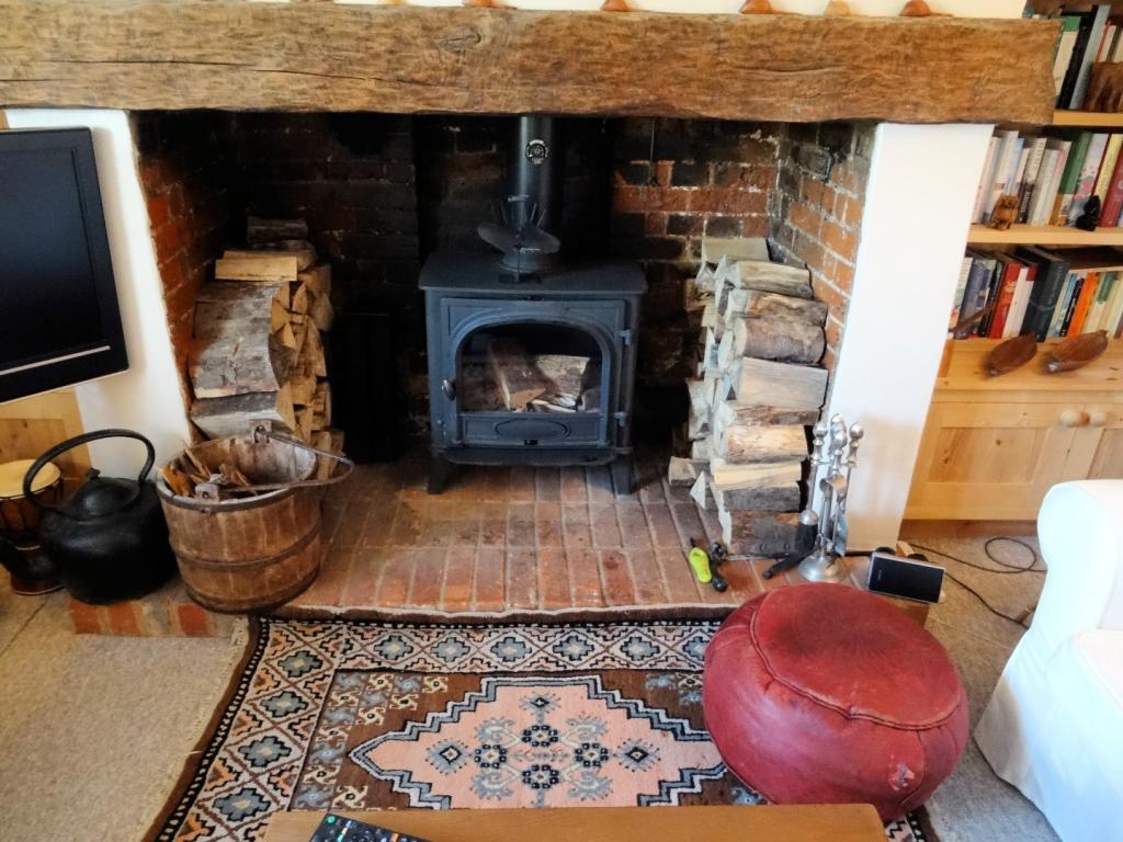 Inglenook Fireplace