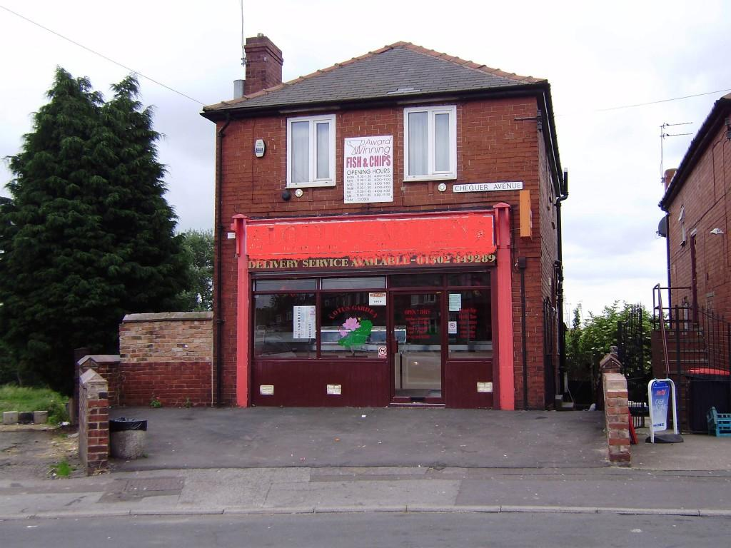 Commercial property for sale in chequer avenue hyde park for Door 2 door doncaster