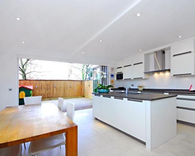 Sleek White Kitchen Design Ideas Photos Inspiration