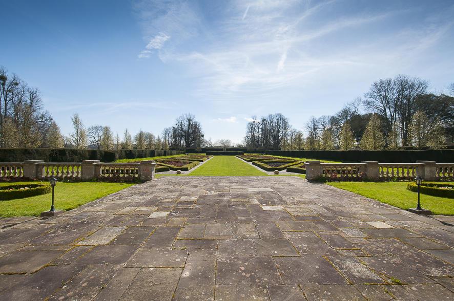 The Formal Garden
