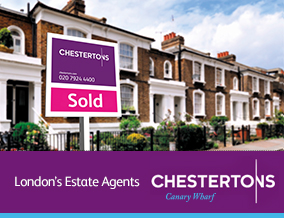 Get brand editions for Chestertons Estate Agents , Canary Wharf and Docklands