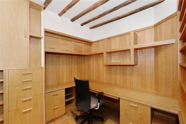 Study Area B/Room 3