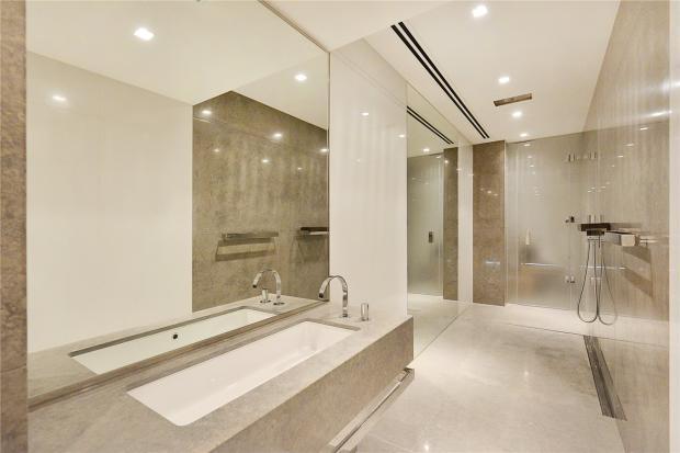 40th Floor Shower