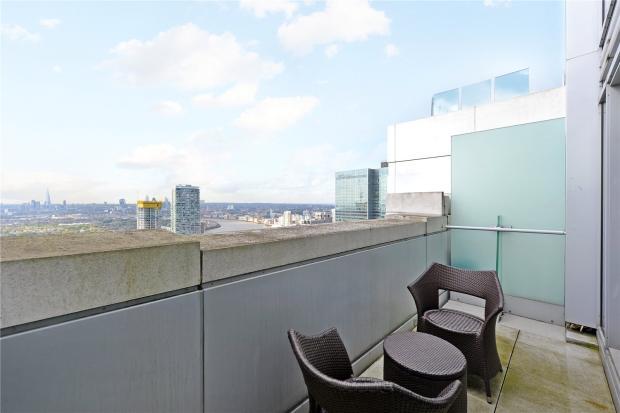 39th Floor Terrace