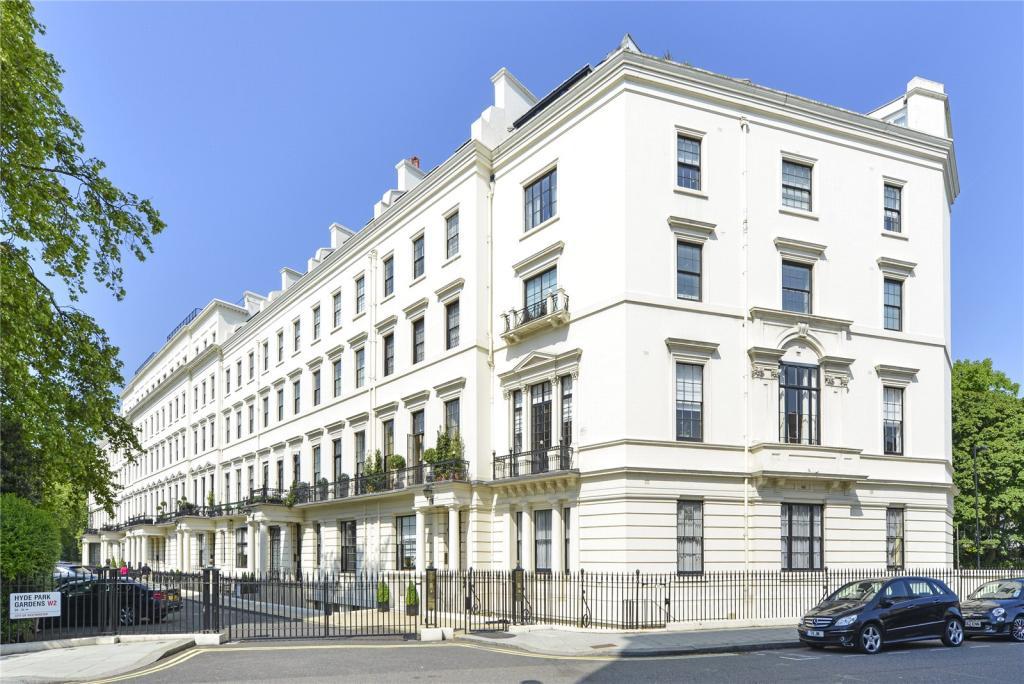 3 Bedroom Flat For Sale In Hyde Park Gardens London W2