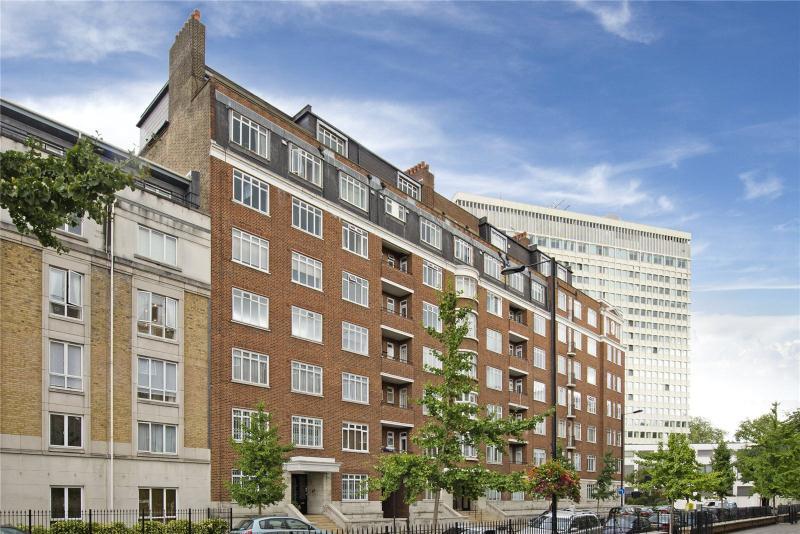 Studio flat for sale in maitland court lancaster terrace for 18 leinster terrace london w2 3et