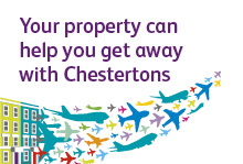Chestertons Estate Agents , Hyde Park