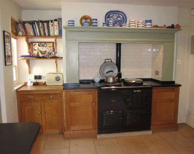 Aga Kitchen Design Ideas ~ Click to see a larger image