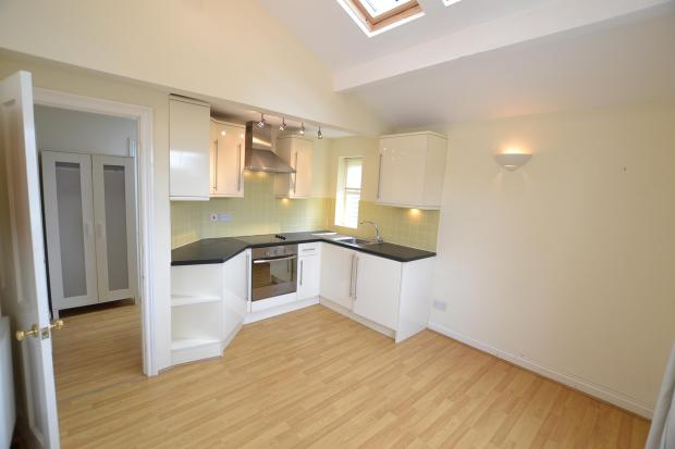 Self contained annexe kitchen