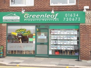 Greenleaf Property Services Ltd, Rochesterbranch details