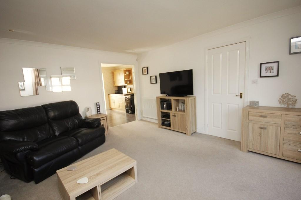 3 bedroom detached house for sale in wallacetown avenue for Living room kilmarnock