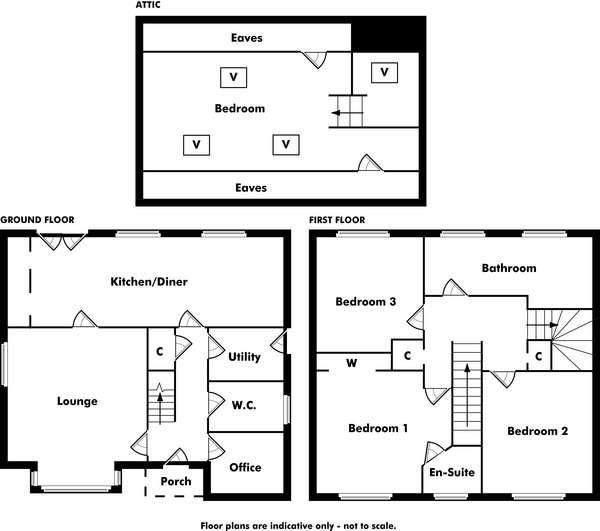 4 bedroom detached house for sale in holmes park wynd for 2bh house plans
