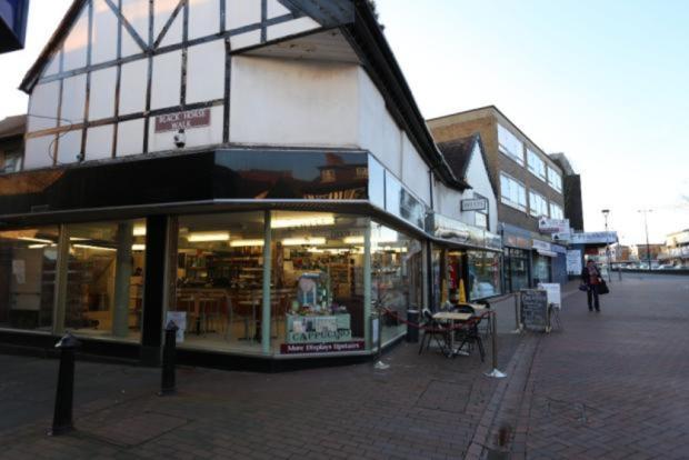 Ipswich Shopfront...