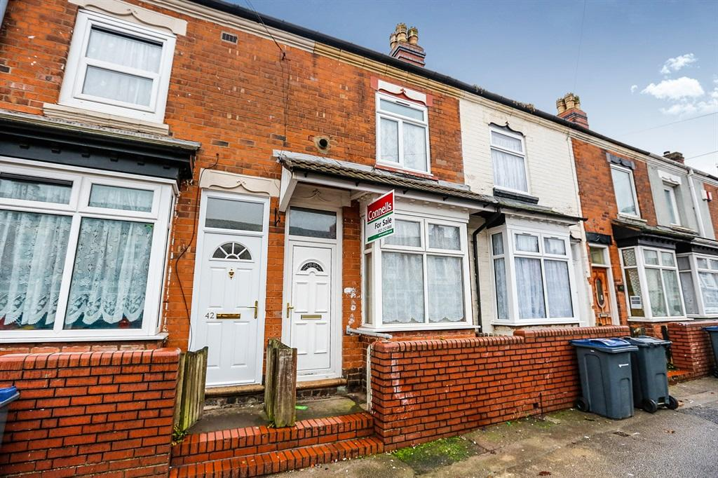 2 Bedroom Terraced House For Sale In Markby Road Birmingham B18