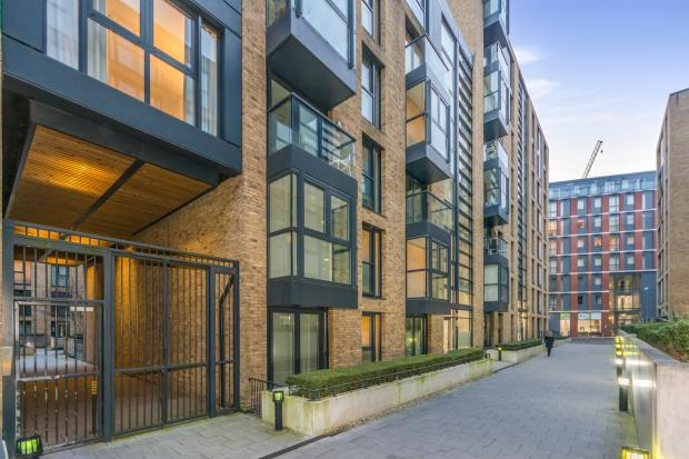 1 Bedroom Apartment For Sale In St Johns Walk Birmingham B5