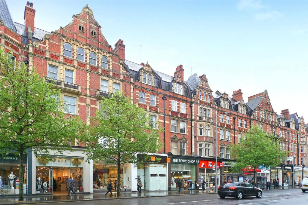 Kensington High St