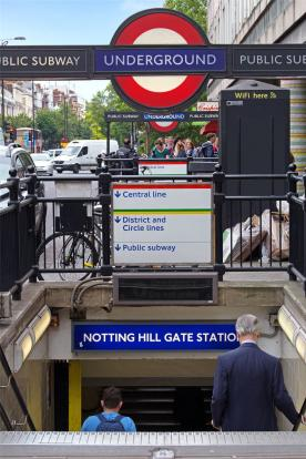 Notting Hill Gate