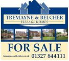 Tremayne & Belcher Estate Agents, Long Buckby branch logo