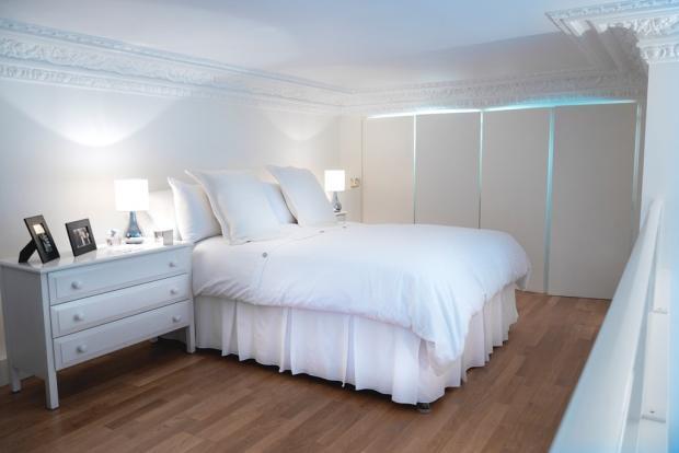 Mezzanine Bedroom/St