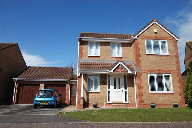 4 bedroom detached house for sale in quantock way wembdon bridgwater somerset england ta6