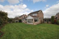 4 bed Detached property in Silverdale Close...