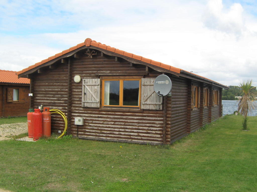 3 Bedroom Log Cabin For Sale In Tattershall Lakes Country