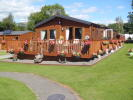 The Woods Caravan Park Lodge for sale