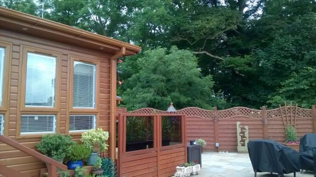 4 bedroom log cabin for sale in burton constable holiday for 4 bedroom log cabin kits for sale