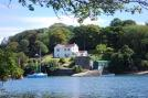 Photo of Mylor, Fal Estuary, South Cornwall, TR11