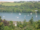 Plot for sale in Golant, Nr. Fowey...