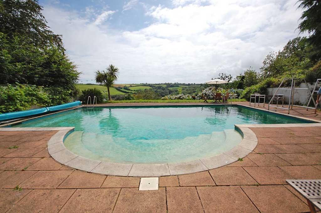 5 Bedroom Manor House For Sale In Prideaux Nr Luxulyan Cornwall Pl24 Pl24