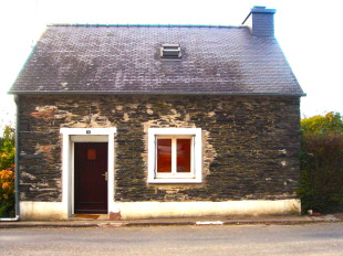 2 bed Detached property in Brittany, C�tes-d'Armor...