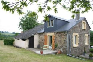 Detached property for sale in Normandy, Orne, Passais