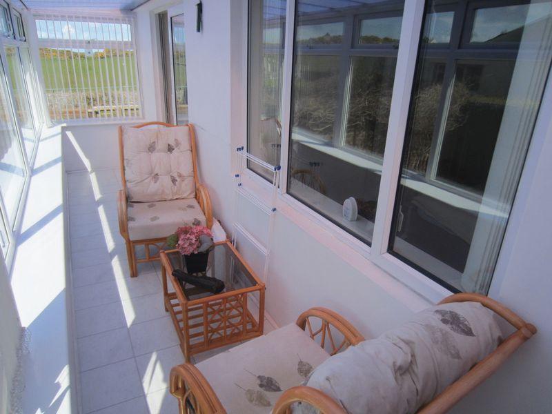 Side Sun Porch