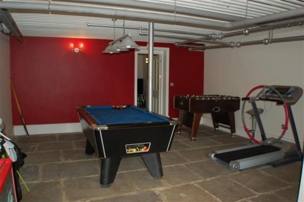 Gymnasium/Games Room