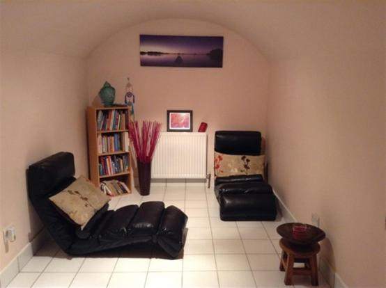 Basement Office/Sitting Room