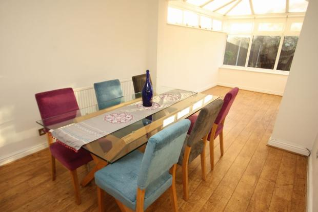 dining room orangery