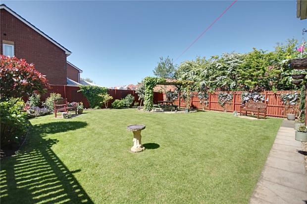 4 Bedroom Detached House For Sale In Rhinog Grove Ingleby