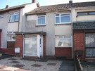 Terraced home in Leven Drive, Hurlford...