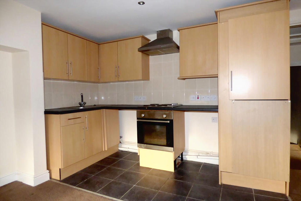 Kitchen Area (Flat B)