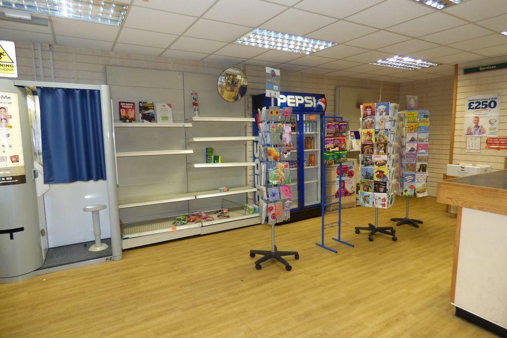Sales Area
