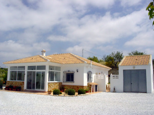 2 bed Detached Villa in Andalusia, Almer�a...